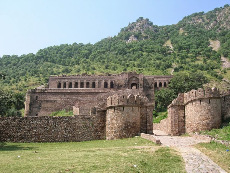 The haunted Fort of Bhangarh – Rajasthan, India