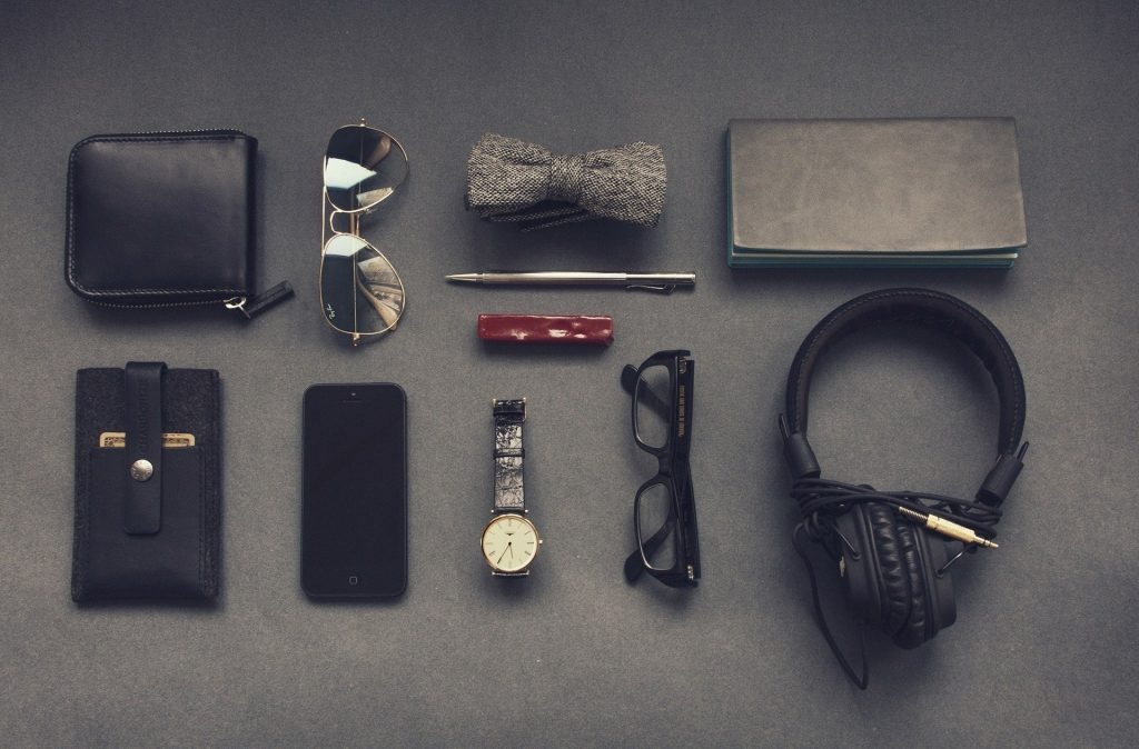 Gadgets - travel essentials