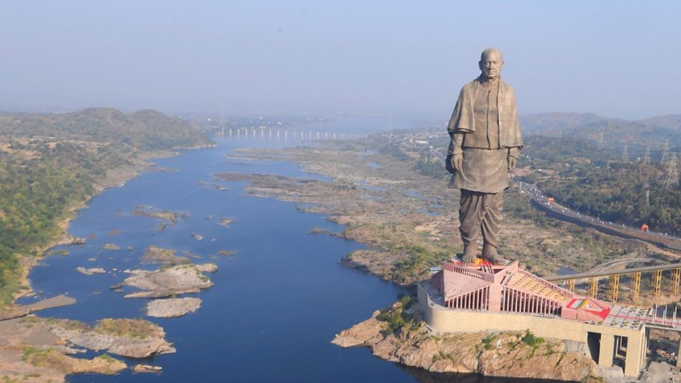 "Amazing Facts about ""Statue of Unity"", The World's Tallest Statue"